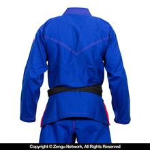 "Venum ""Elite Light"" Blue BJJ Gi"